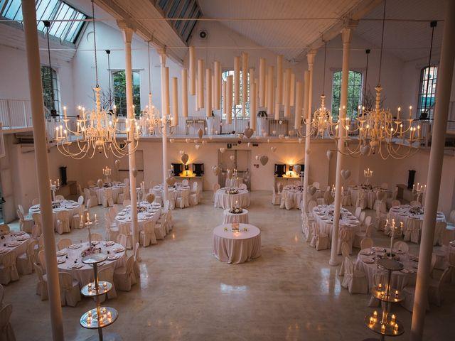 Il matrimonio di Benoit e Tina a Varese, Varese 75