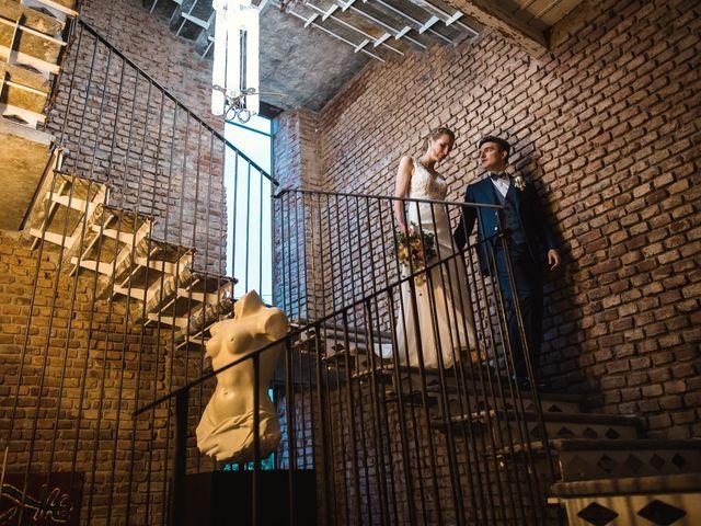 Il matrimonio di Benoit e Tina a Varese, Varese 76