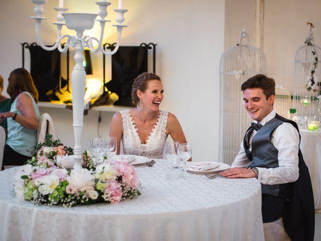 Il matrimonio di Benoit e Tina a Varese, Varese 77