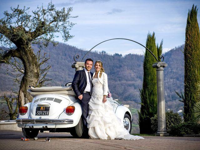 Il matrimonio di Andres e Marzia a Trescore Balneario, Bergamo 3