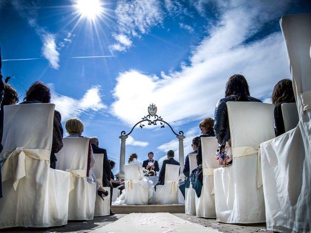 Il matrimonio di Andres e Marzia a Trescore Balneario, Bergamo 1