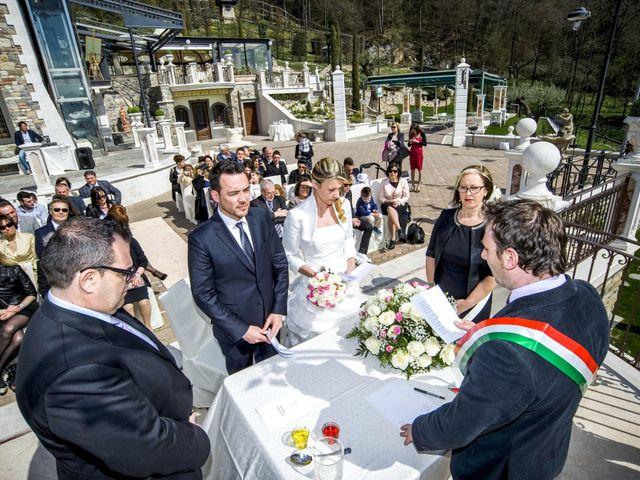 Il matrimonio di Andres e Marzia a Trescore Balneario, Bergamo 6