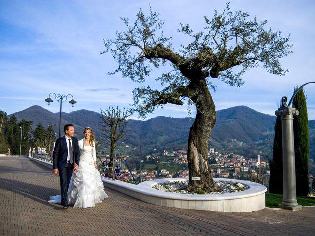 Il matrimonio di Andres e Marzia a Trescore Balneario, Bergamo 14