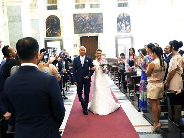 Il matrimonio di Paolo e Silvia a Napoli, Napoli 5