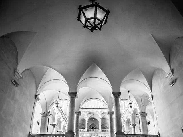 Il matrimonio di Matteo e Valentina a Genova, Genova 7