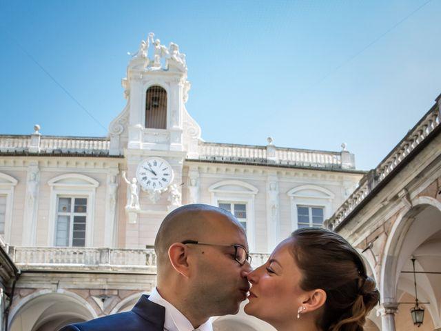 Il matrimonio di Matteo e Valentina a Genova, Genova 9