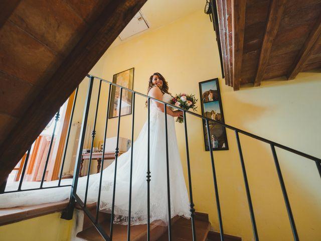 Il matrimonio di Iacopo e Giulia a Chiusdino, Siena 27