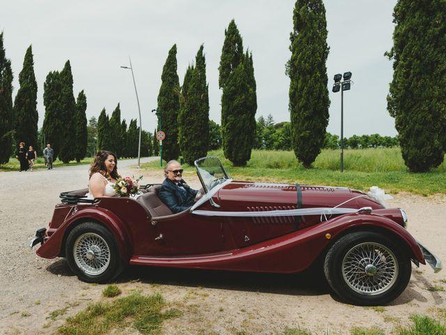 Il matrimonio di Iacopo e Giulia a Chiusdino, Siena 35