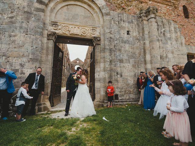 Il matrimonio di Iacopo e Giulia a Chiusdino, Siena 57