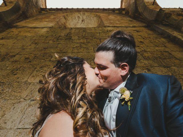 Il matrimonio di Iacopo e Giulia a Chiusdino, Siena 66
