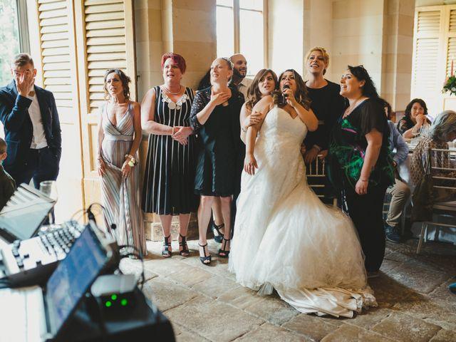 Il matrimonio di Iacopo e Giulia a Chiusdino, Siena 85