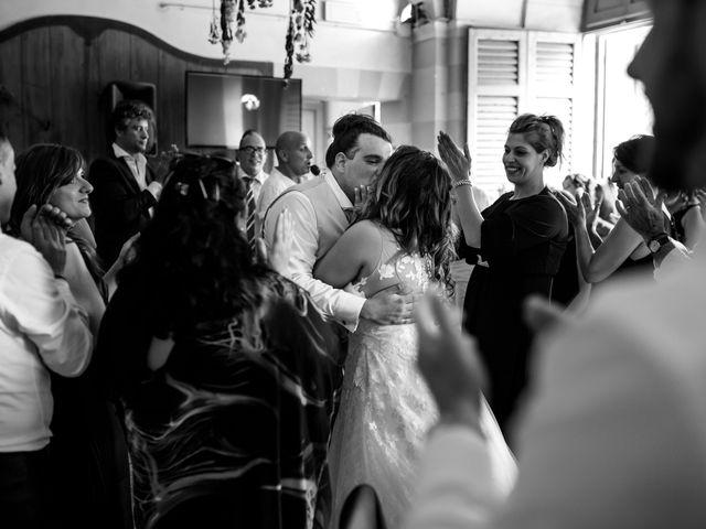 Il matrimonio di Iacopo e Giulia a Chiusdino, Siena 86