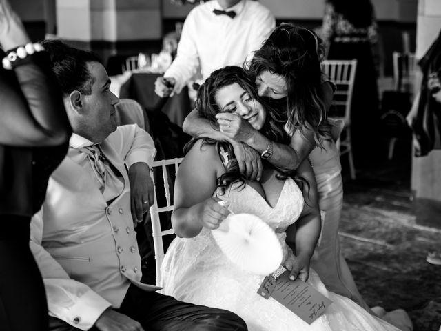 Il matrimonio di Iacopo e Giulia a Chiusdino, Siena 93