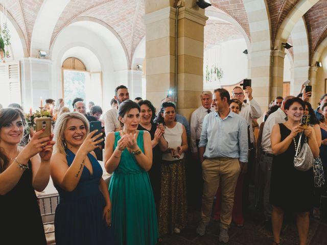 Il matrimonio di Iacopo e Giulia a Chiusdino, Siena 94