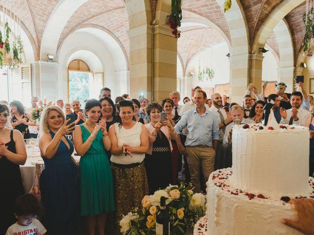Il matrimonio di Iacopo e Giulia a Chiusdino, Siena 96