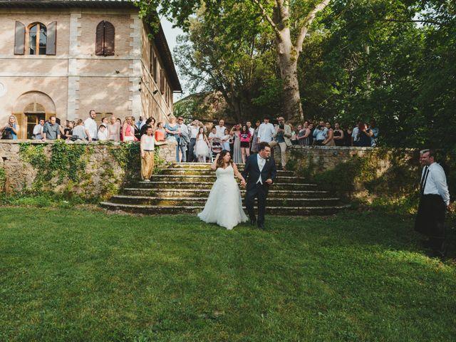 Il matrimonio di Iacopo e Giulia a Chiusdino, Siena 99