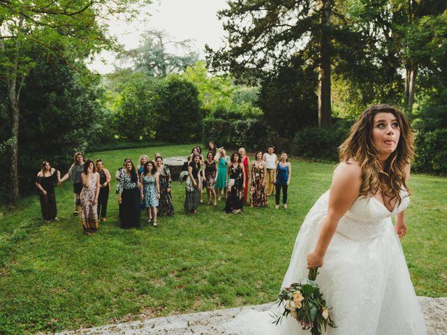 Il matrimonio di Iacopo e Giulia a Chiusdino, Siena 106