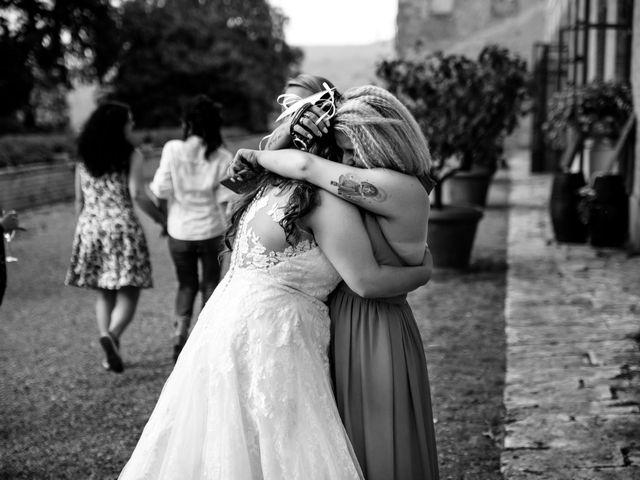 Il matrimonio di Iacopo e Giulia a Chiusdino, Siena 113