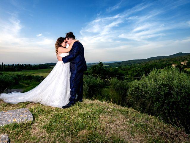 Il matrimonio di Iacopo e Giulia a Chiusdino, Siena 115