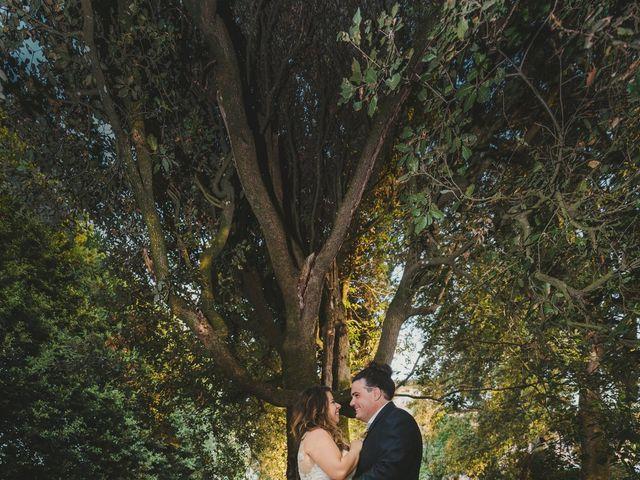 Il matrimonio di Iacopo e Giulia a Chiusdino, Siena 119
