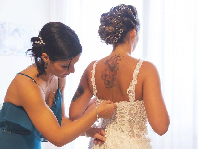 Il matrimonio di Fabio e Elisa a Cabras, Oristano 16