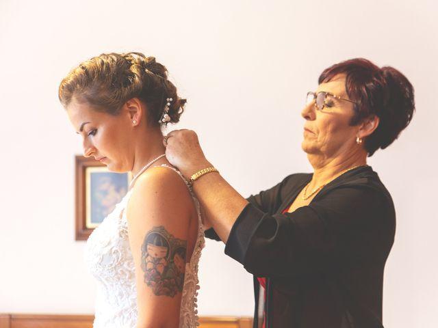 Il matrimonio di Fabio e Elisa a Cabras, Oristano 17
