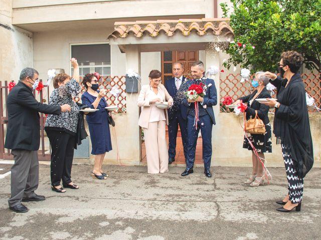 Il matrimonio di Fabio e Elisa a Cabras, Oristano 25