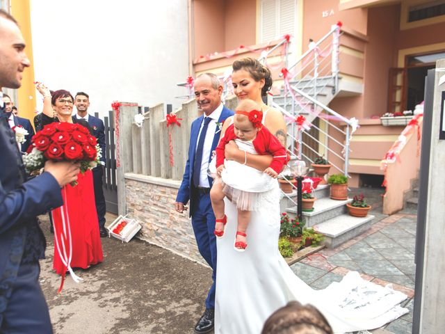 Il matrimonio di Fabio e Elisa a Cabras, Oristano 28