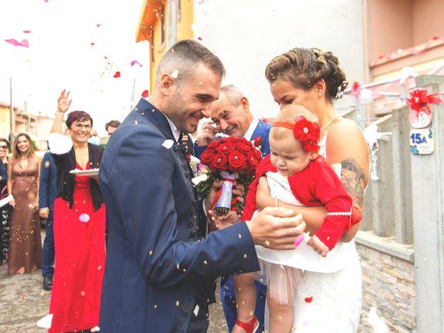 Il matrimonio di Fabio e Elisa a Cabras, Oristano 29