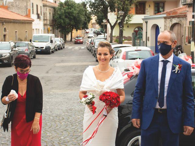 Il matrimonio di Fabio e Elisa a Cabras, Oristano 32
