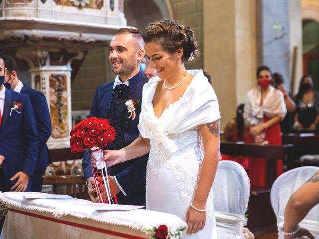 Il matrimonio di Fabio e Elisa a Cabras, Oristano 36