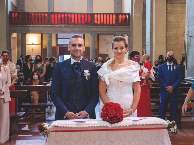 Il matrimonio di Fabio e Elisa a Cabras, Oristano 37