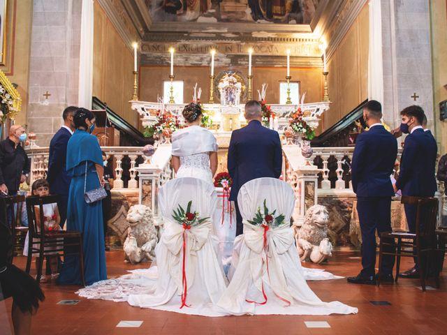 Il matrimonio di Fabio e Elisa a Cabras, Oristano 38