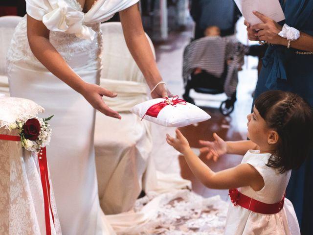 Il matrimonio di Fabio e Elisa a Cabras, Oristano 40