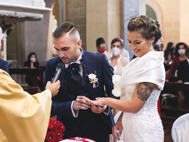 Il matrimonio di Fabio e Elisa a Cabras, Oristano 41