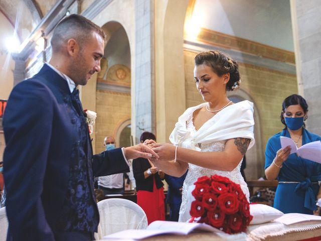 Il matrimonio di Fabio e Elisa a Cabras, Oristano 42