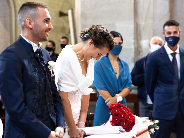 Il matrimonio di Fabio e Elisa a Cabras, Oristano 45