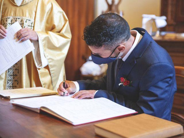 Il matrimonio di Fabio e Elisa a Cabras, Oristano 52