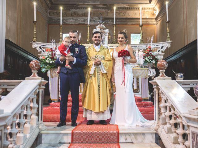 Il matrimonio di Fabio e Elisa a Cabras, Oristano 54