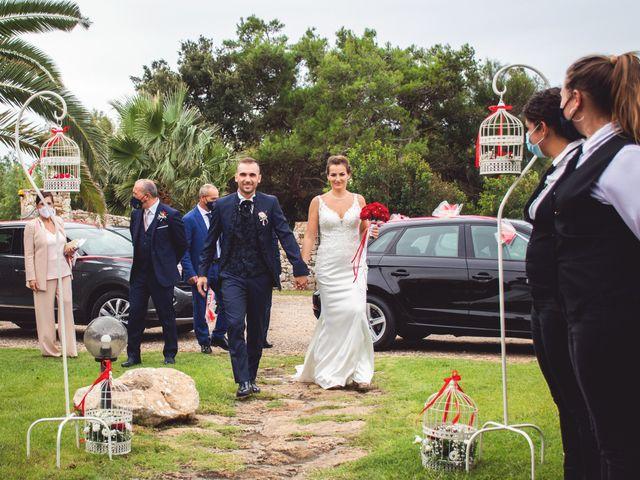 Il matrimonio di Fabio e Elisa a Cabras, Oristano 69