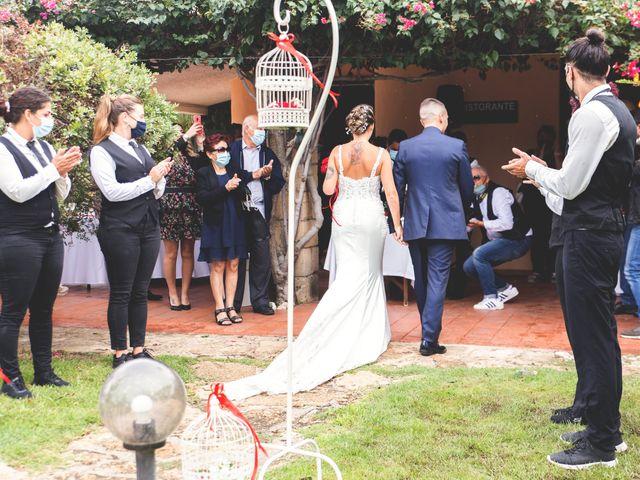 Il matrimonio di Fabio e Elisa a Cabras, Oristano 71