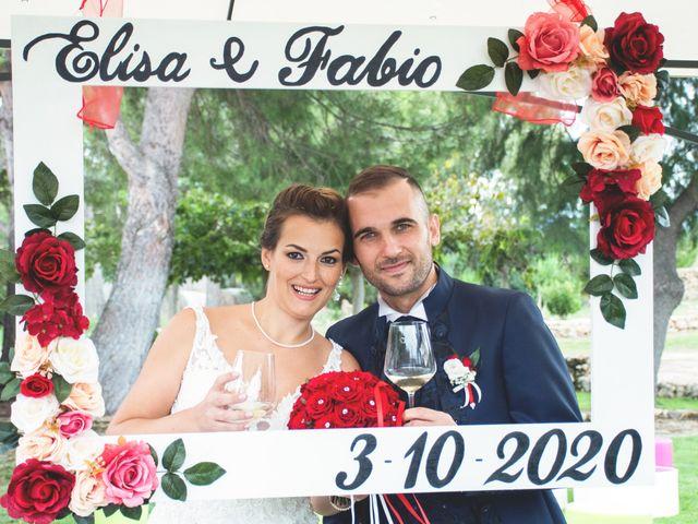 Il matrimonio di Fabio e Elisa a Cabras, Oristano 74