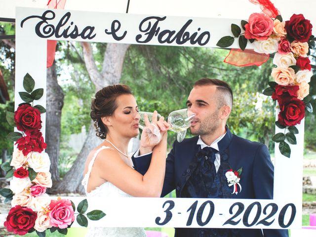 Il matrimonio di Fabio e Elisa a Cabras, Oristano 76