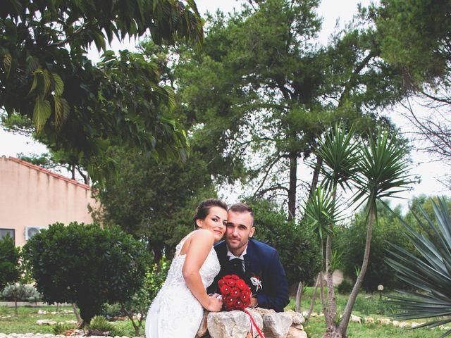 Il matrimonio di Fabio e Elisa a Cabras, Oristano 79