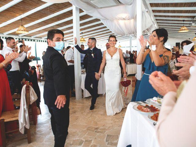 Il matrimonio di Fabio e Elisa a Cabras, Oristano 81