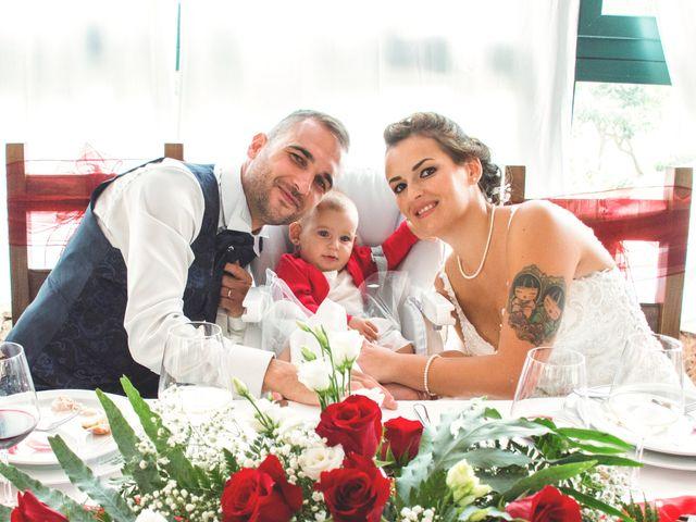 Il matrimonio di Fabio e Elisa a Cabras, Oristano 82