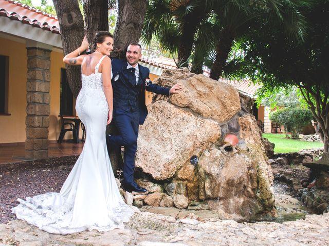 Il matrimonio di Fabio e Elisa a Cabras, Oristano 90