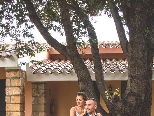 Il matrimonio di Fabio e Elisa a Cabras, Oristano 91