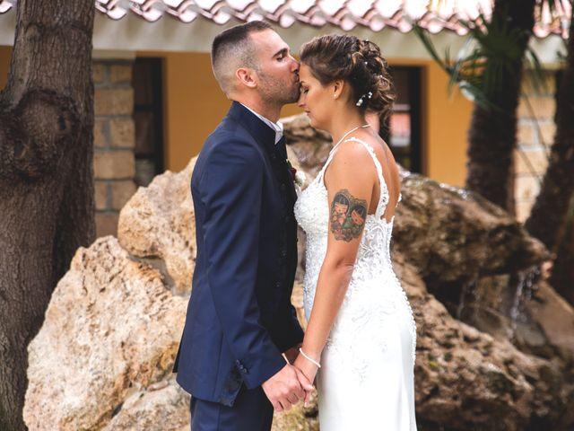 Il matrimonio di Fabio e Elisa a Cabras, Oristano 97