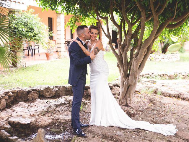 Il matrimonio di Fabio e Elisa a Cabras, Oristano 100